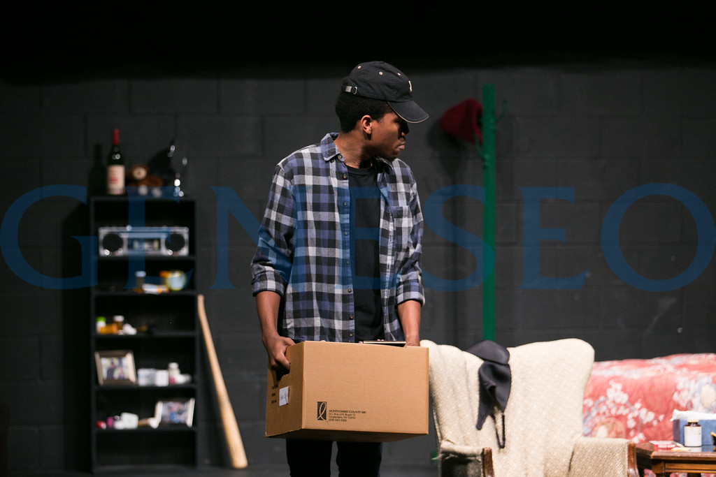 The Motherf***er With The Hat play performance Fall 2017 KW