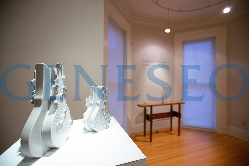Contemplative Interiors:<br /> Furniture and Ceramics<br /> Curator:  Alla Myzelev /artists Kala Stein<br /> and James Johnson