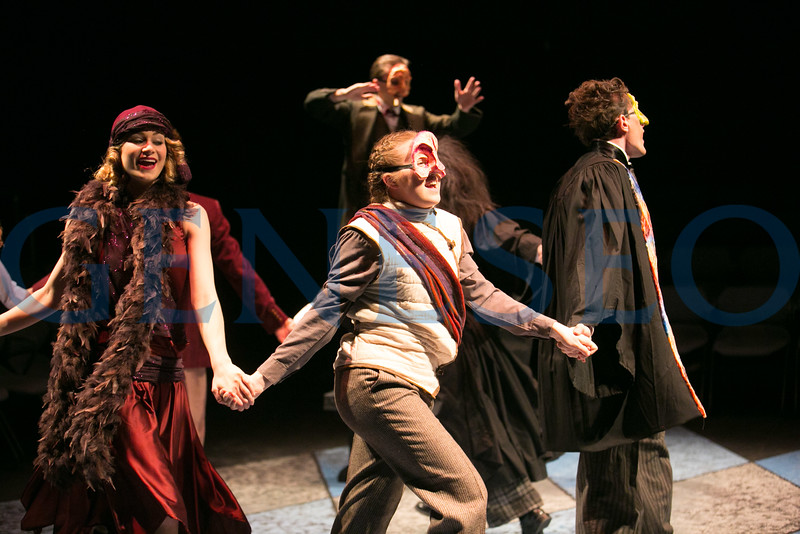 Molière: Love and Laughter in Repertory