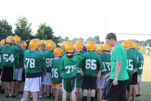 8th Grade Camp 7-25-11