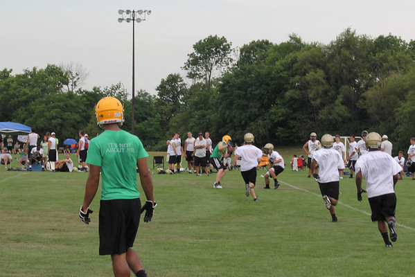 East Peoria 7 on 7, Shrine All-Star Game, & 7-18-11 HS Camp