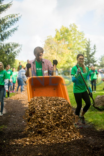 Fall 2017 Knight's First Day of Service Photos by Ben Gajewski