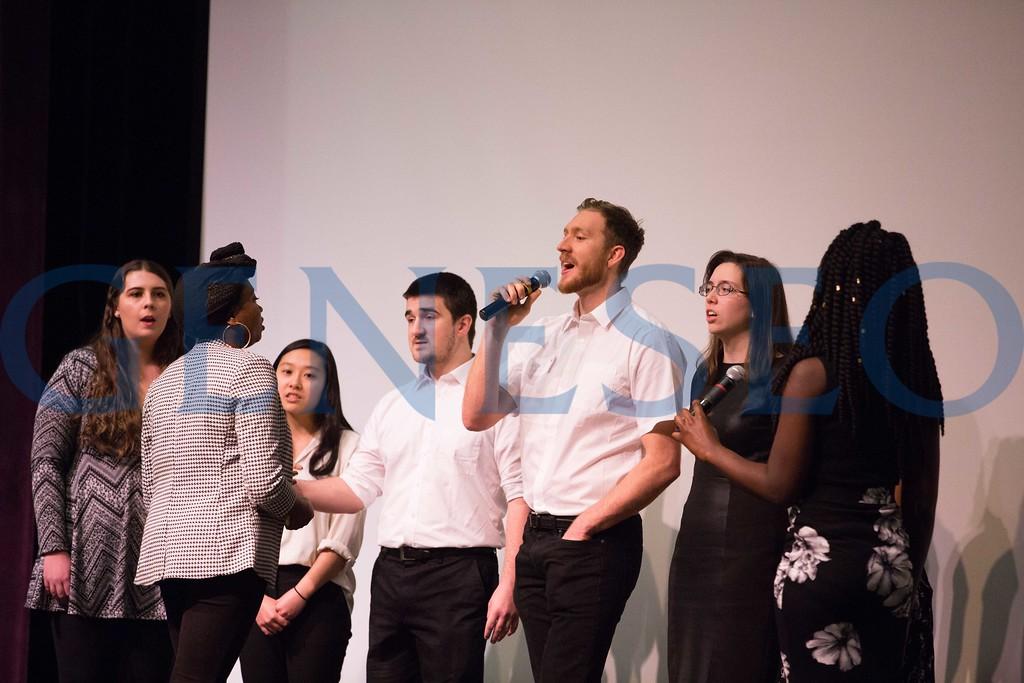 Geneseo Gospel Choir