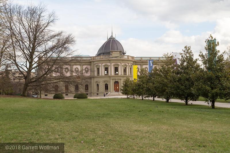 Ariana : musée suisse de la céramique et du verre