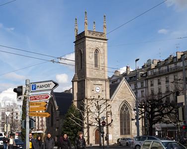 Eglise Anglaise