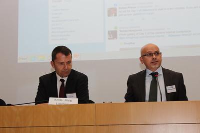 Geneva Internet Conference, Nov 2014 - Day 1