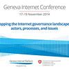 Banner FORUM Mapping the Internet governance landscape