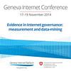 Banner Evidence in Internet governance measurement and data‑mining