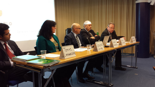Geneva - Internet Governance Hub, Feb 2014