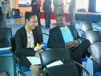 Just-in-time Course on Internet Governance - Graduation Ceremony, June 2014