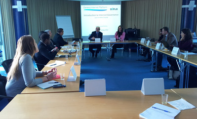 Just-in-time Course on Internet Governance, May 2014
