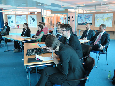 Course for Swiss Diplomats
