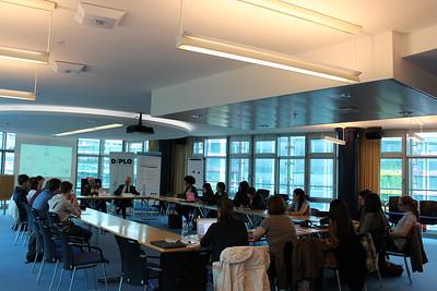 Geneva Internet Platform and Perception Change Project event, May 2016