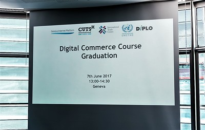 Digital Commerce Graduation