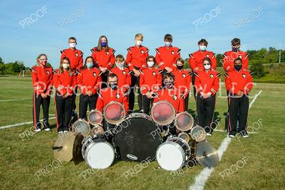 Percussion - Masks