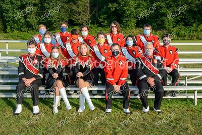 Band Seniors - Mask