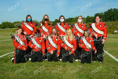 Clarinets - Mask