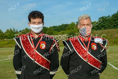 Drum Majors - Mask