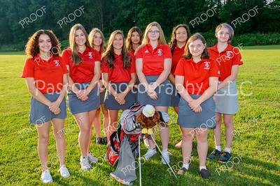 Girls - Golf - Team 1