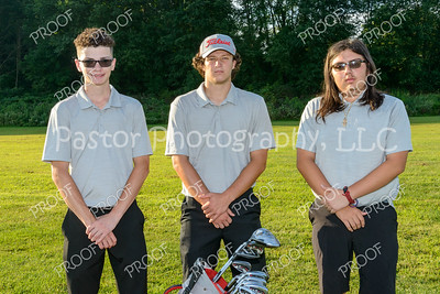 Golf - Boys Seniors 3