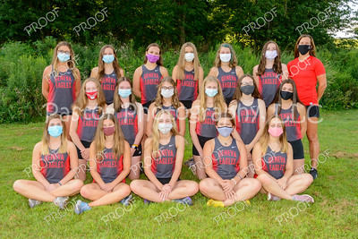 XC - Girls Team Mask