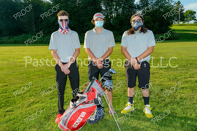 Golf - Boys Seniors