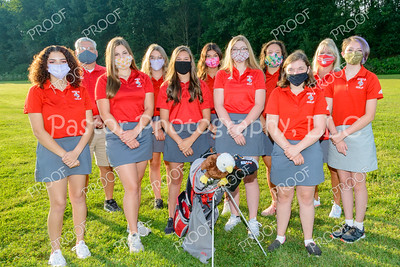 Girls - Golf - Team Mask 2