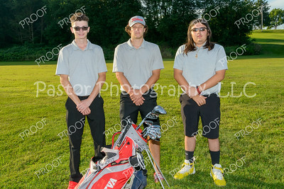 Golf - Boys Seniors 2