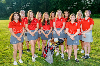 Golf - Girls  - Team 2