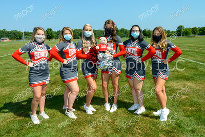 Cheer - Seniors Mask
