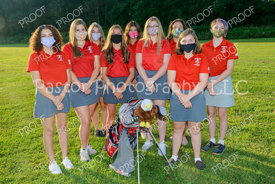 Golf - Girls  - Team Mask 1