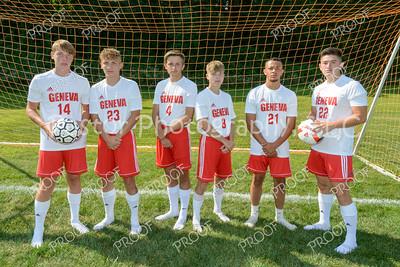 Soccer - Boys Seniors