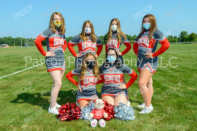 Cheer - JV Mask