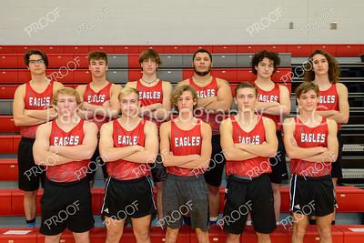 Track Senior Boys
