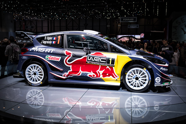 FIA World Rally Car