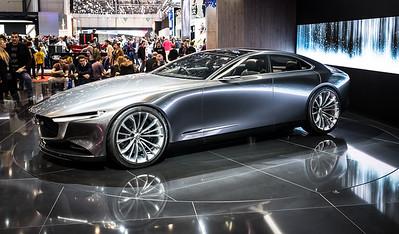 Mazda Vision Concept Car