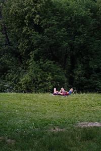 Mai au Parc