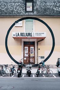 La Reliure cultural place in Geneva