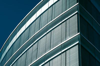 Details of the Graduate Institute Geneva buildings in Secheron
