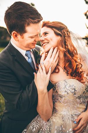 Genevieve + Matt Wedding