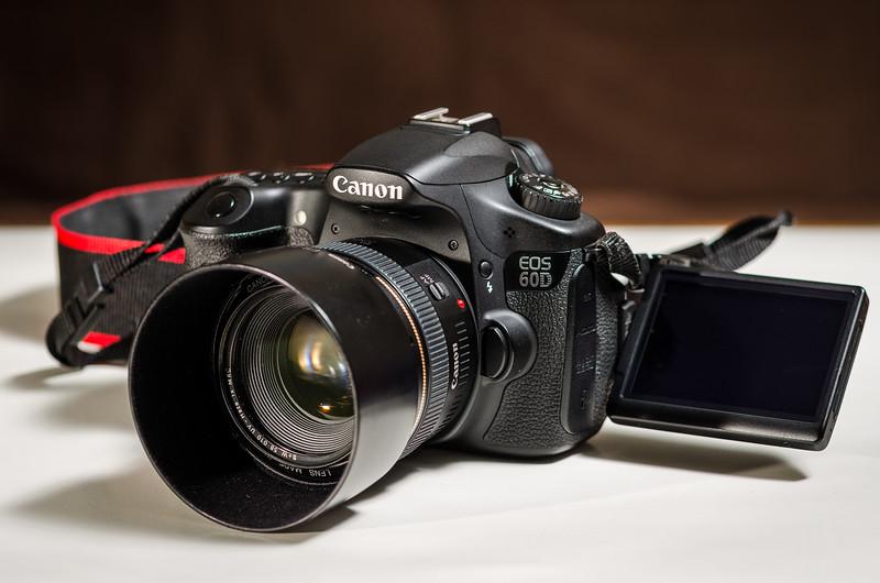 Canon 60D Kit
