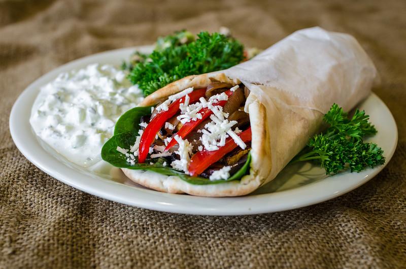 Sassool Mediterranean Cafe