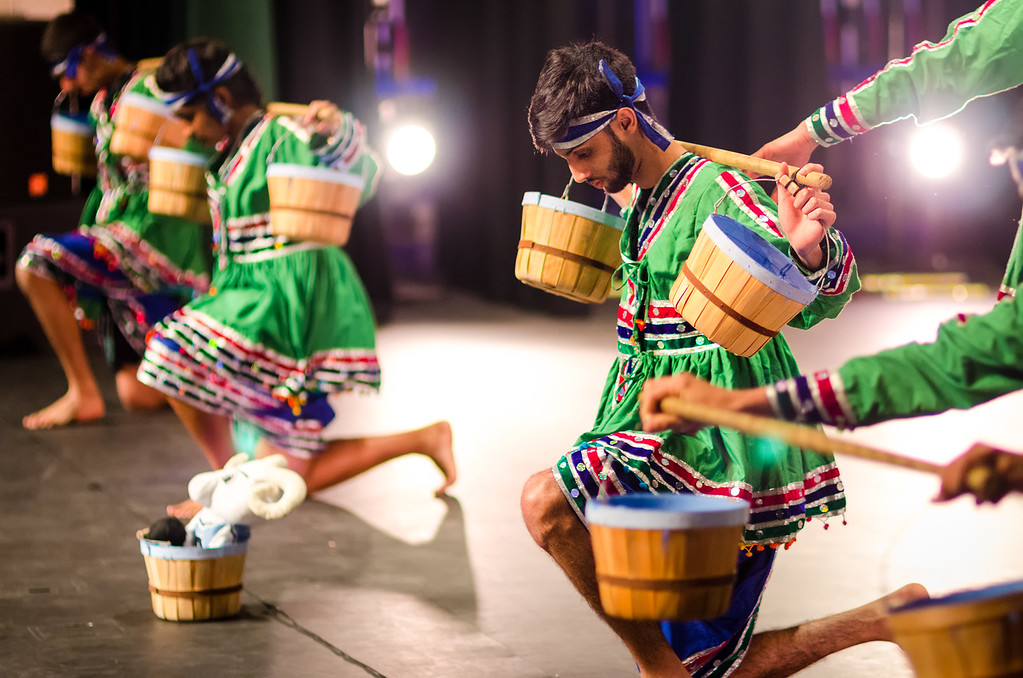 UNC Sangam Night 2015