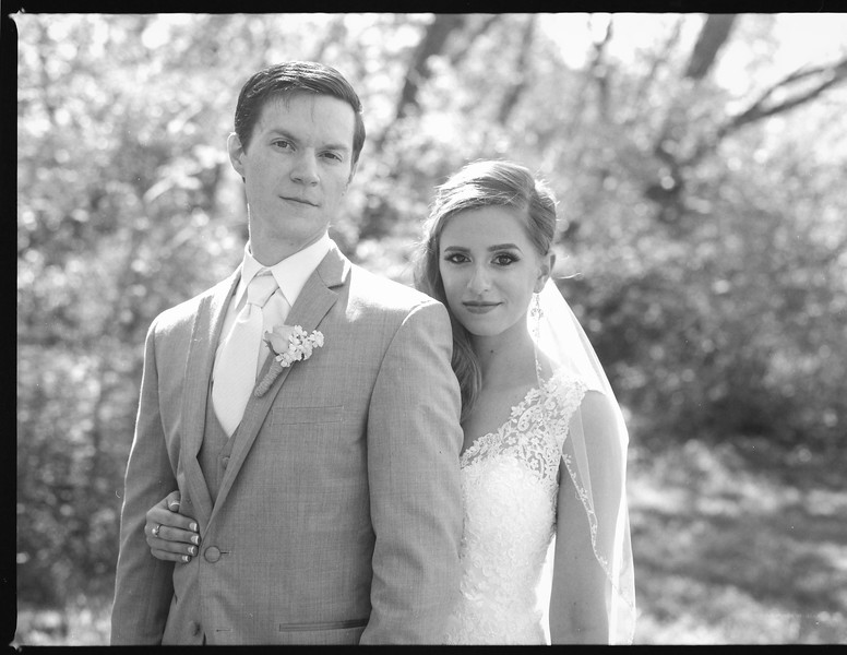 Luke & Lindsey – Medium Format Film