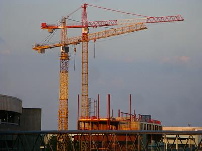 Arlanda construction
