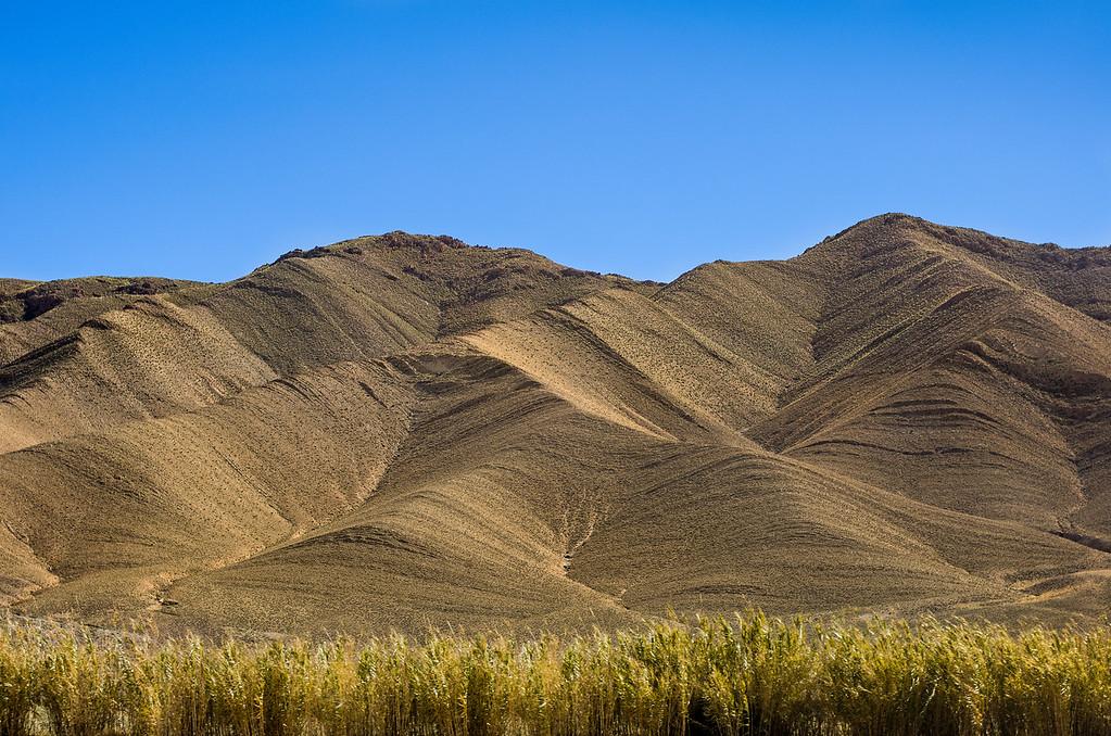Layered Mountains