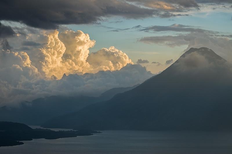 Volcano Light