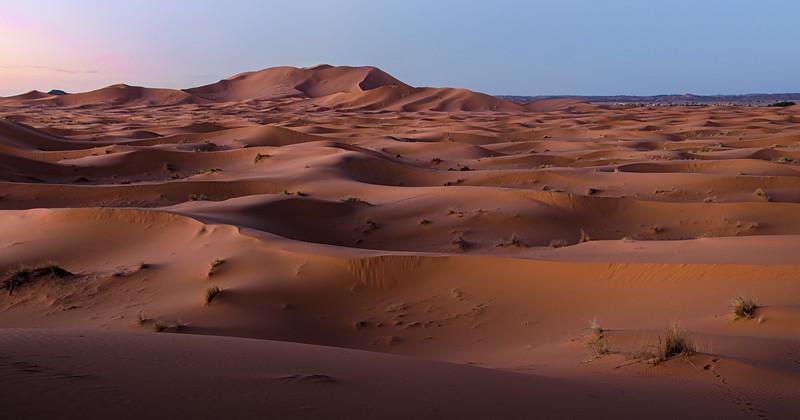 Symphony of Sand