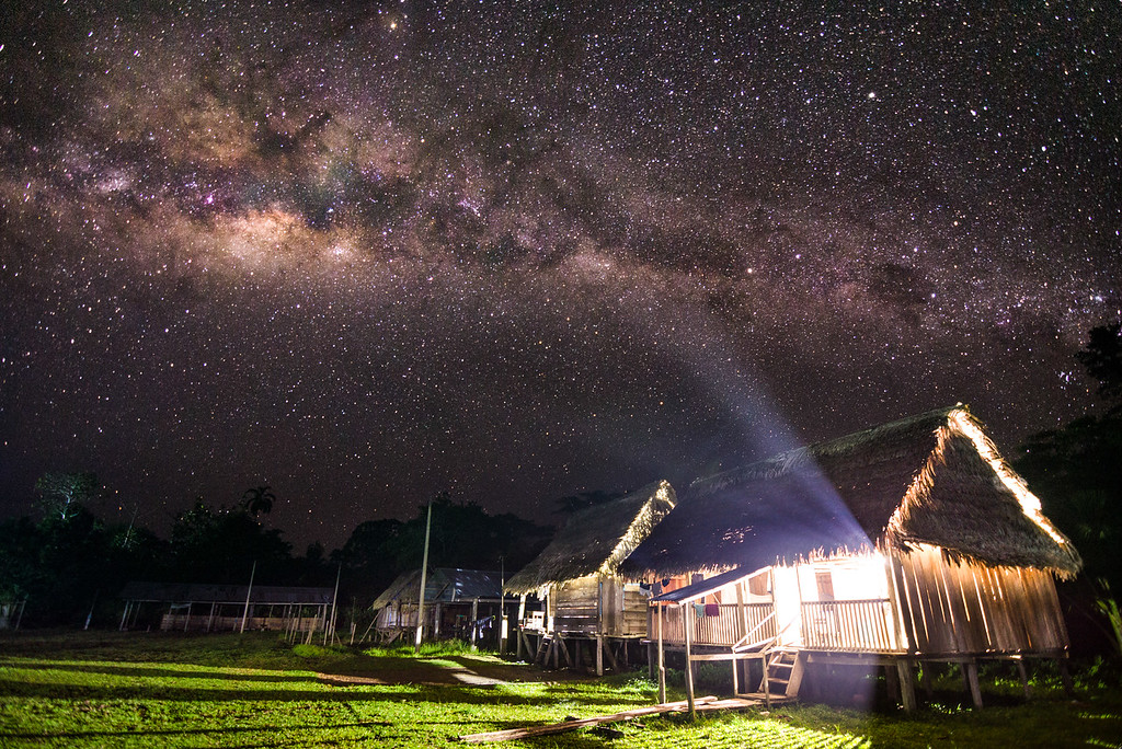Amazon Milky Way