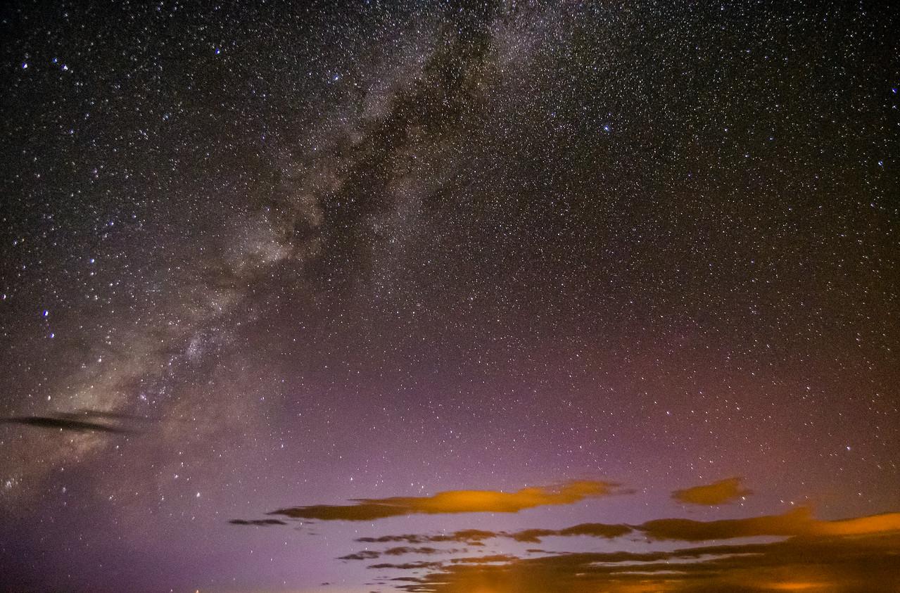 Sahara Sunset & Stars
